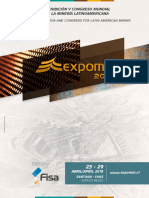 Expomin Chile 2016 Esp