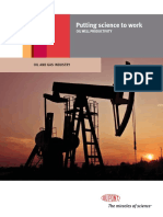 DuPont Oil Well Productivity Glicolico