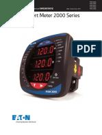 Power Expert Meter 2000 Manual