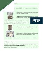 Minerales y Rocas (Biosfera)