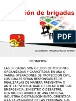 Formacion de Brigadas