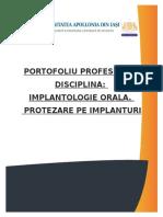 portofoliu implanto