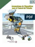 Manual Centroamericano de Señalización Vial SIECA