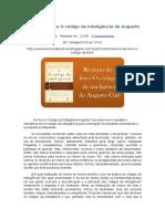 Resumo do livro O código da inteligência de Augusto Cury.docx