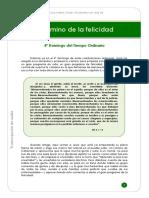 (04) - 4º DOMINGO DEL TIEMPO ORDINARIO (A). El camino de la felicidad.pdf