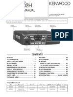 Tk-8102h Service Manual