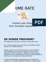 Prime Rate