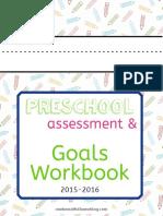 Preschool Assessment 2015