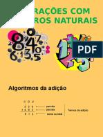 operaescomnmerosnaturais-140324135725-phpapp02