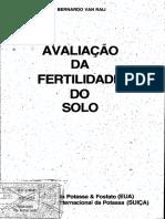 avaliação da fertilidade do solo RAIJ.pdf