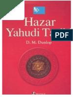 Hazar Yahudi Tarihi-D.M.dunlop
