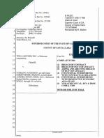 Tesla Motors v. Anderson; Urmson; Aurora Innovation, LLC
