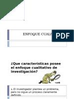 Enfoque Cualitativo Original