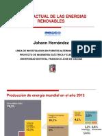 Presentación 1 Energías Renovables
