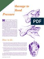 QiGong Massage to Reduce Blood Pressure