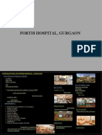 Fortis Hospital, Gurgaon