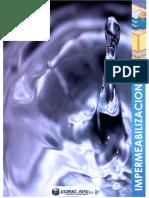 Apuntes sobre impermeabilización