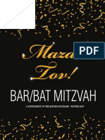 Bar and Bat Mitzvah, 2017