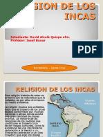 Religion de Los Incas