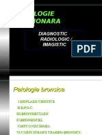 APARATUL PULMONAR - imagistica