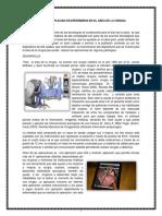 Software Aplicado en Enfermeria en El Area de La Cirugia