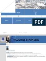 facilities and processing engineer