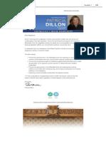 Rep Pat Dillon