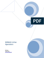WiMAX 20 for Operator v10