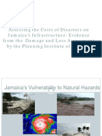 Assessing the Costs of Disasters on Jamaica's Infrastructure