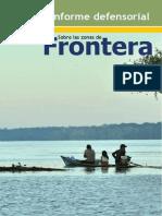 Colombia Informe Defensorial + ACNUR