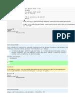 Dialogando Sobre a Lei Maria Da Penha - Turma 01 A