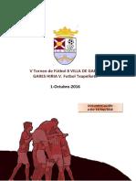 20160914 - V. Torneo C.D.gares