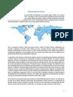El Sector Agro en el Perú