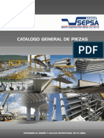 Catalogo General de Piezas Sepsa 2017