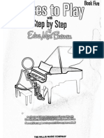 Pieces to Play Book 5 by Edna Mae Burnam