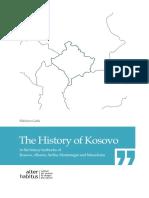 Historia e Kosoves SHG ENG