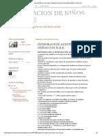 Integracion de Niños Con Nee_ Integración Auditiva Para Niños Con n.e
