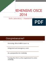 Briefing Mahasiswa OSCE Komprehensif 2014
