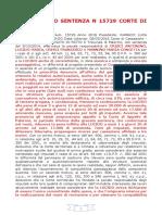 2016 3 Marzo Sentenza n 15729 Corte Di Cassazione Crisci Francesco Antonino Lucido Mannino (3)