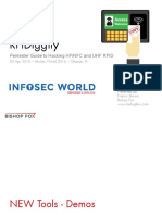 InfoSec World 2016 RFIDiggity Brown 05Apr2016