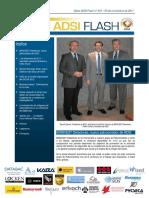 Indice. BRINVEST Detectives, Nuevo Patrocinador de ADSI. News ADSI Flash Nº 319 05 de Noviembre de 2011