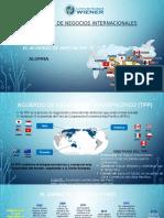 El Acuerdo de Asociacion Transpacifico – Tpp