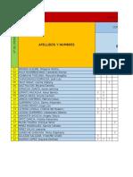 Registro Terminado de Ppffrrhh y Hge
