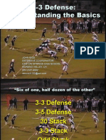 33 Defense - Understanding the Basics - John Rice