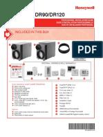 Honeywell TrueDRY Installation Guide