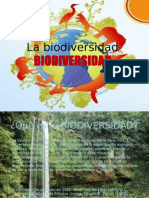La Biodiversidad Power Point Julio Cesar