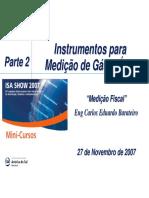 Parte 2 Instrumentos Para Medição de Gás e Oleo