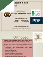 Pemeriksaan Fisik Orthopedi