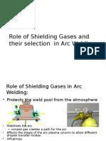 Shielding Gases for Welding