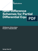 Schemes for Partial Differential Equations